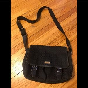 Coach authentic larger purse